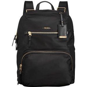 TUMI Halle Backpack black/gold